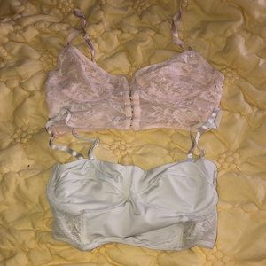 Urban Outfitters Bralette Lot Sz M